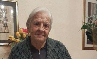 Una delle centenarie più longeve del Belice. Zia Maria ha compiuto 104 anni