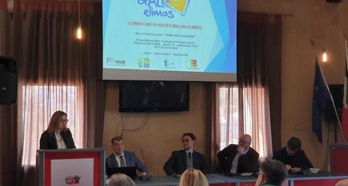Presentato il nuovo Piano di Azione Locale «TERRE DEGLI ELIMI 2020»