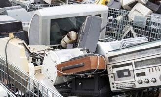 Sicilia ultima in Italia per riciclo rifiuti elettrici ed elettronici. Pierobon punta al ricondizionamento
