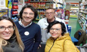 'Partanna, città dal cuore d'oro'. Partecipazione massiva alla spesa solidale del Rotary