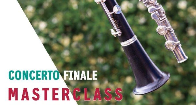 """All'Auditorium """"A. Manzoni"""" di Buseto Palizzolo, il concerto finale delle Masterclass di Flauto e Clarinetto 2019"""