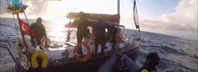 Oltre 5 tonnellate di Hashish su un veliero pronte ad arrivare in Italia. Scatta l'operazione Libeccio International