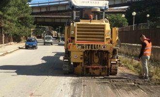 Iniziati i lavori nelle strade comunali. A Partanna 100 mila euro per la manutenzione