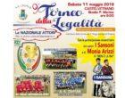 Castelvetrano: al via la 9° edizione del Torneo della Legalità