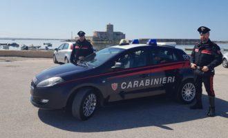 Erice, un arresto e una denuncia a piede libero dei Carabinieri