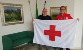 Giornata della Croce rossa. Santa Ninfa incontra incontra la delegazione di Castelvetrano