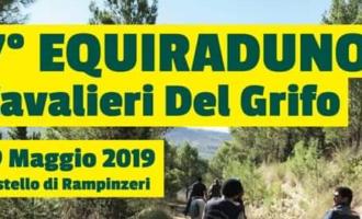 """Domenica 19 Maggio Settimo Equiraduno """"I Cavalieri del Grifo"""""""
