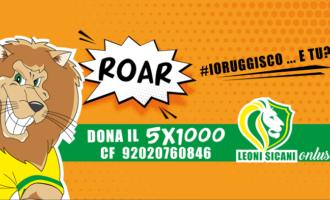 I Leoni Sicani lanciano la campagna #IORUGGISCO