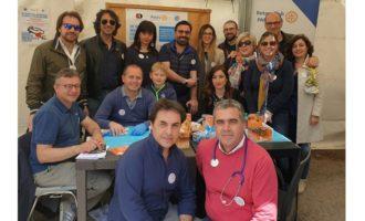 Il Rotary Club Partanna in piazza per la Giornata mondiale contro l'Ipertensione Arteriosa