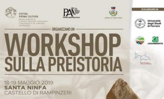 Santa Ninfa: un week-end all'insegna della preistoria al castello di Rampinzeri