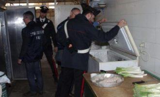 Proseguono i controlli straordinari dei Carabinieri nei ristoranti. Multe per una cifra complessiva di euro 11.200,00