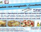 «La salute vien mangiando… correttamente», a Santa Ninfa una giornata tra educazione alimentare e degustazioni