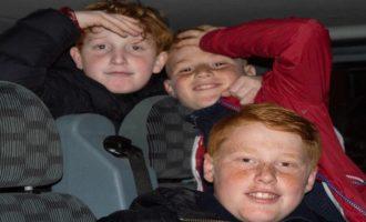 Omar, Pietro e Mattia e le carote di Ispica. Tre piccoli testimonial al Red Head Sicily