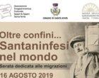 Santa Ninfa: Il 16 agosto una serate dedicata al tema delle migrazioni
