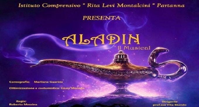 Partanna, domani sera alle 21,30 il Musical Aladin in piazza Falcone e Borsellino