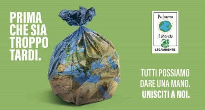 Gibellina: Tutti insieme per l'iniziativa di carattere ambientale «Puliamo il mondo»