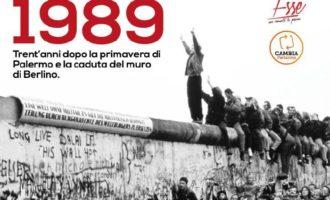 Santa Ninfa: Convegno sull'indimenticabile 1989; la caduta del muro di Berlino e la svolta della Bolognina